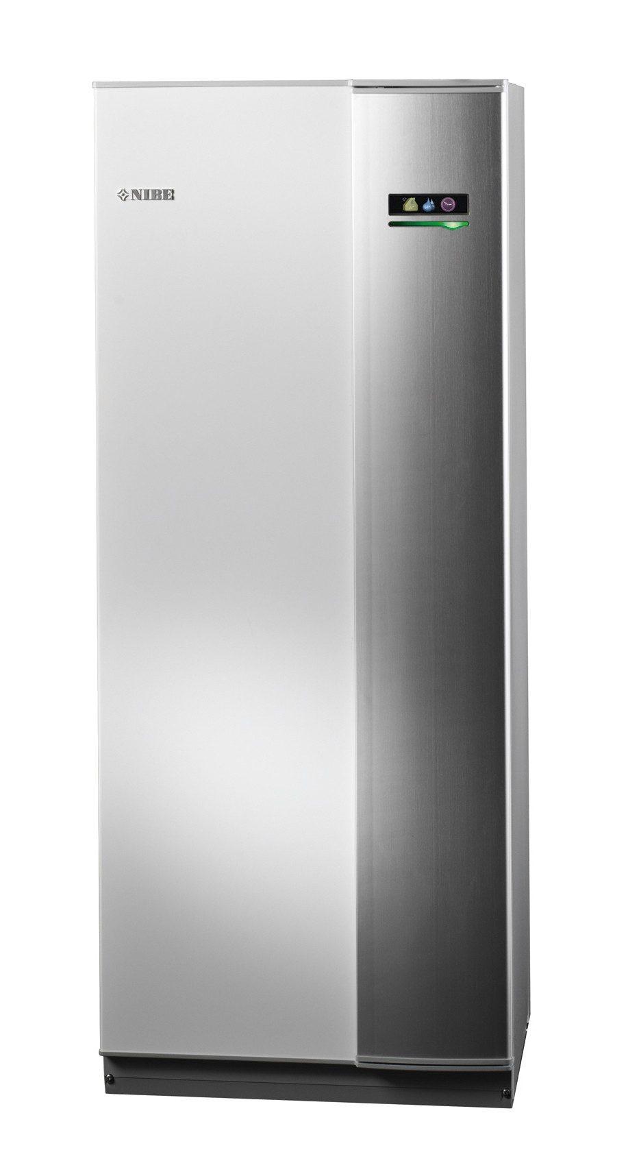 Maasoojuspump NIBE F1245-6 integreeritud boileriga