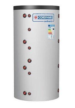 Isoleeritud akumulatsioonipaak Cordivari VB 200