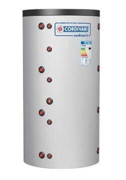 Isoleeritud akumulatsioonipaak Cordivari VC 1000
