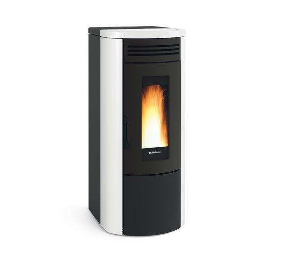 Keskkütte pelletikamin Costanza Idro 4,8-18,5 kW