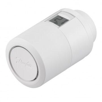 Elektrooniline radiaatori termostaat Danfoss Eco