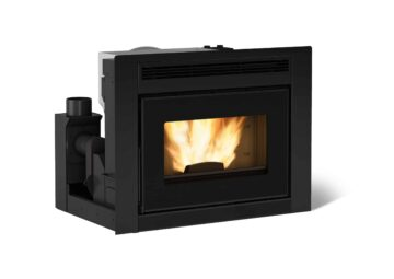 Veesärgiga kaminasüdamik pelletile Comfort Idro L80 Extraflame