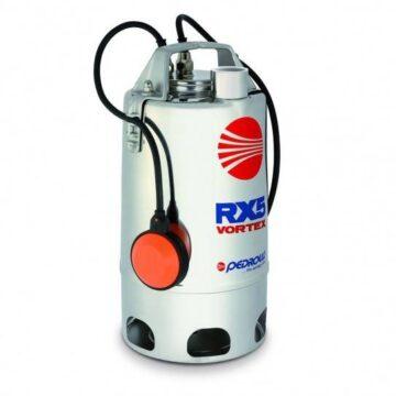 Tühjenduspump mustale veel RXm 5/40 Vortex Pedrollo