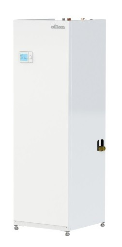 Maasoojuspump Oilon Cube House 4 integreeritud boileriga