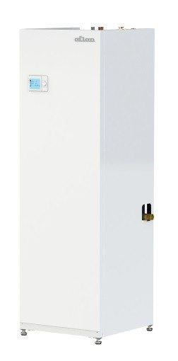 Maasoojuspump Oilon Cube House 10 integreeritud boileriga
