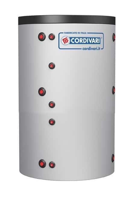 Isoleeritud akumulatsioonipaak Cordivari VC COMPACT 8000