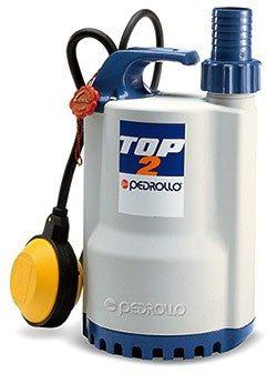 Tühjenduspump puhtale veele TOP-2 Pedrollo