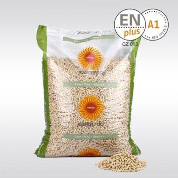 Premium pellet 975kg - 6mm