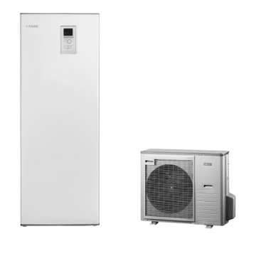 Õhk-vesi soojuspump Nibe Split 6kW (UUS)