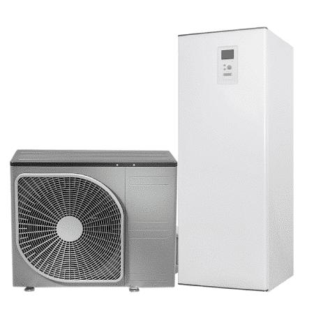 Õhk-vesi soojuspump Alpha Innotec Split 7kW